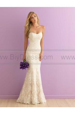 Wedding - Allure Bridals Wedding Dress Style 2903
