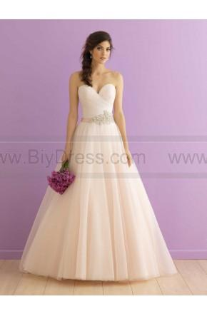 Wedding - Allure Bridals Wedding Dress Style 2904