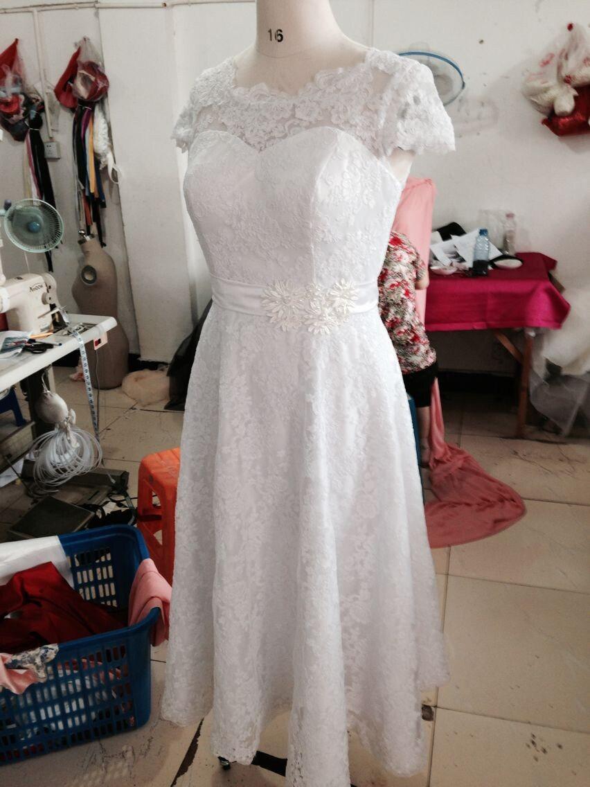 Boda - Luxurious High Quality Applique Prom Dresses Evening Dresses Wedding dress