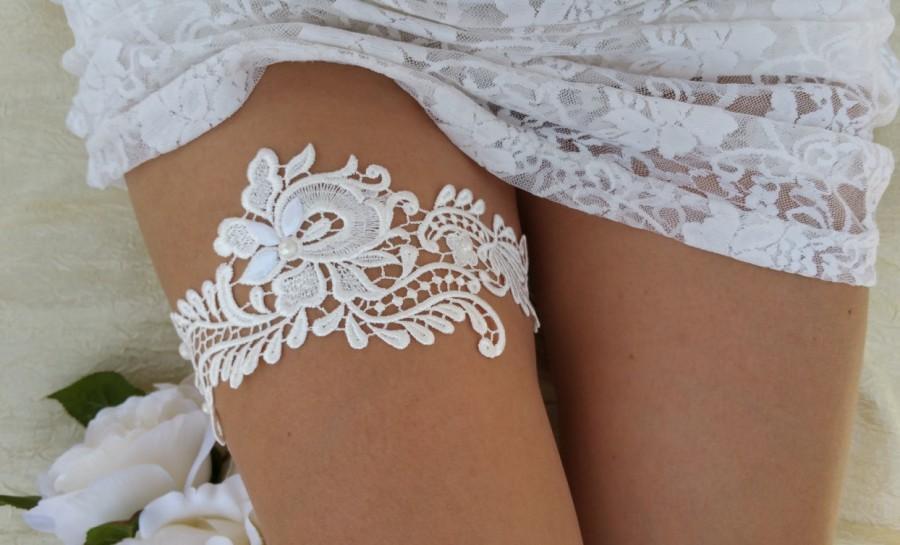 Nina Style Sale Wedding Garter Bridal Garter Wedding Lace Garter