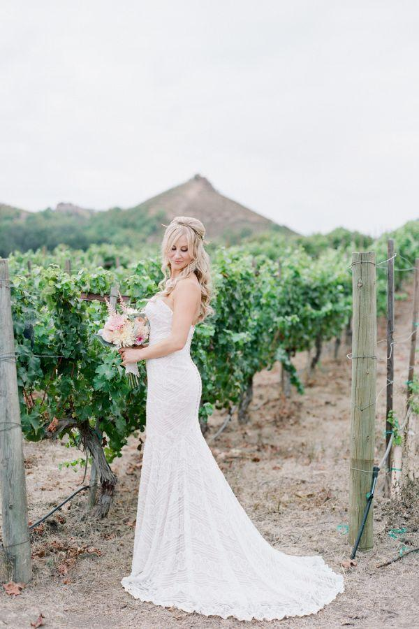 Mariage - Al Fresco Saddlerock Ranch Wedding