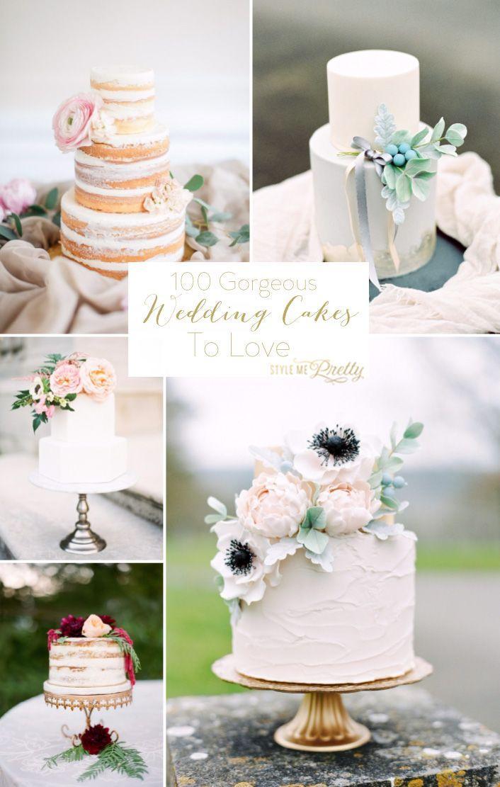 Wedding - 100 Wedding Cakes To Love