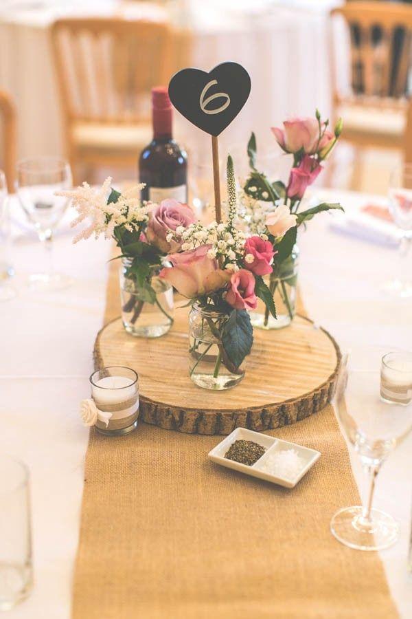 Mariage - Vintage Gloucestershire Wedding At Kingscote Barn