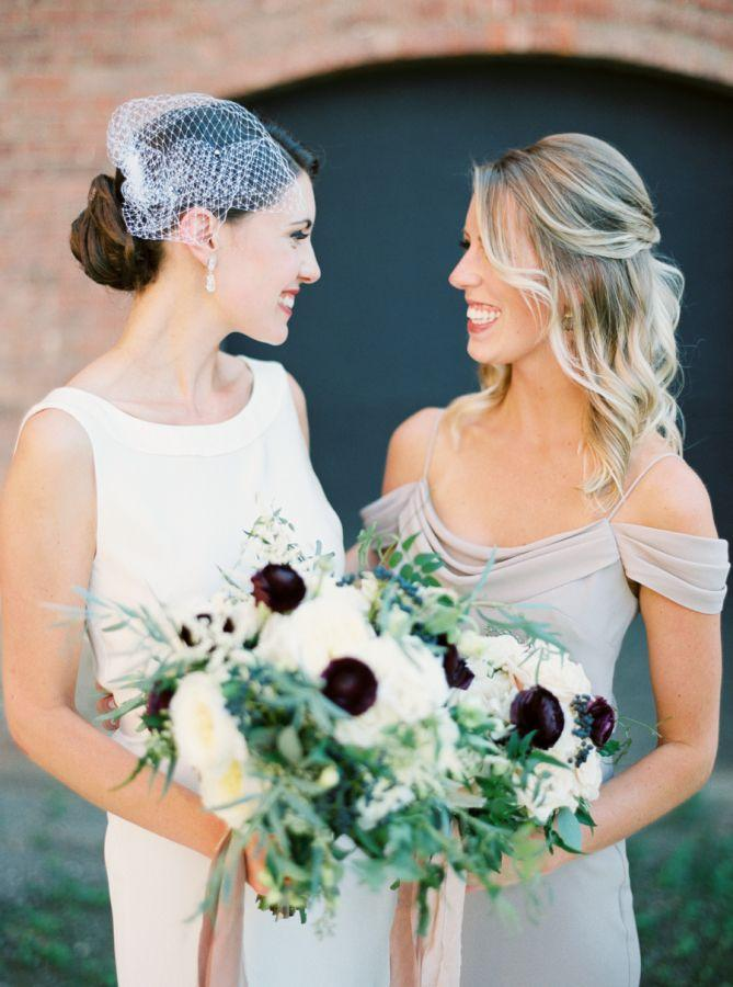 Mariage - Elegant Fall Wedding In An Old Textile Factory