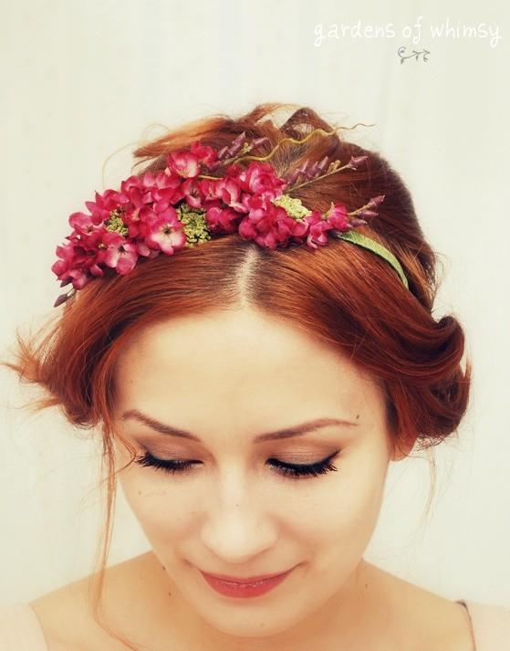 Floral Headband cae08e404d6