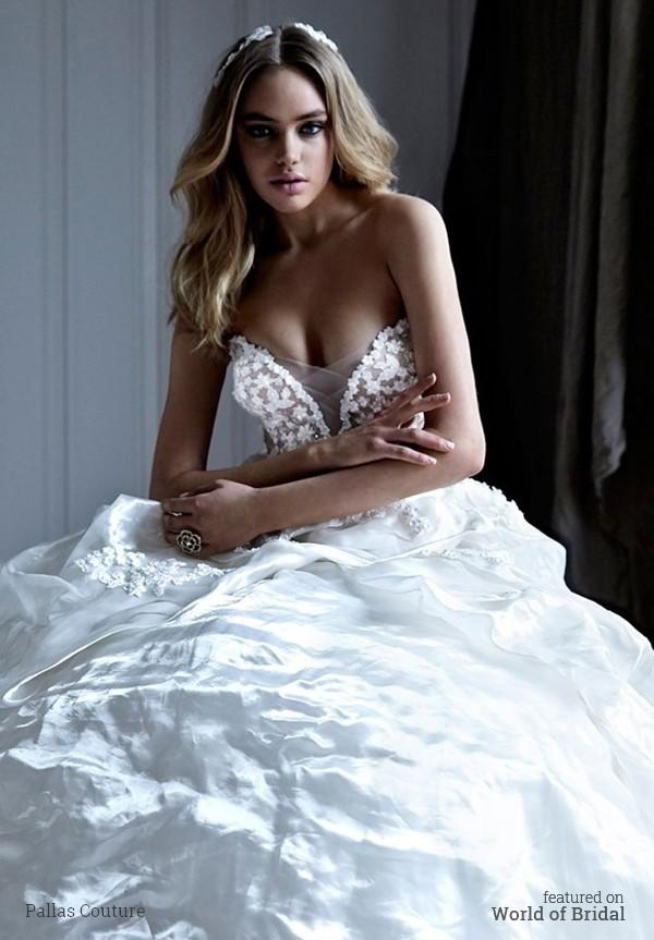 Wedding - Pallas Couture 2016 Wedding Dresses La Haute Bijoux