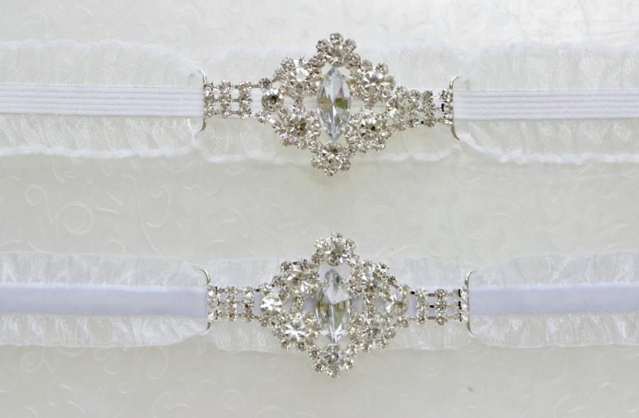 Wedding - ARIANA Toss Garter - Wedding Garter, Something Blue Wedding Accessories, Simple Garter, Blue Garter, Throw Garter for Wedding, Bridal Garter