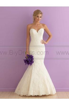 Wedding - Allure Bridals Wedding Dress Style 2906