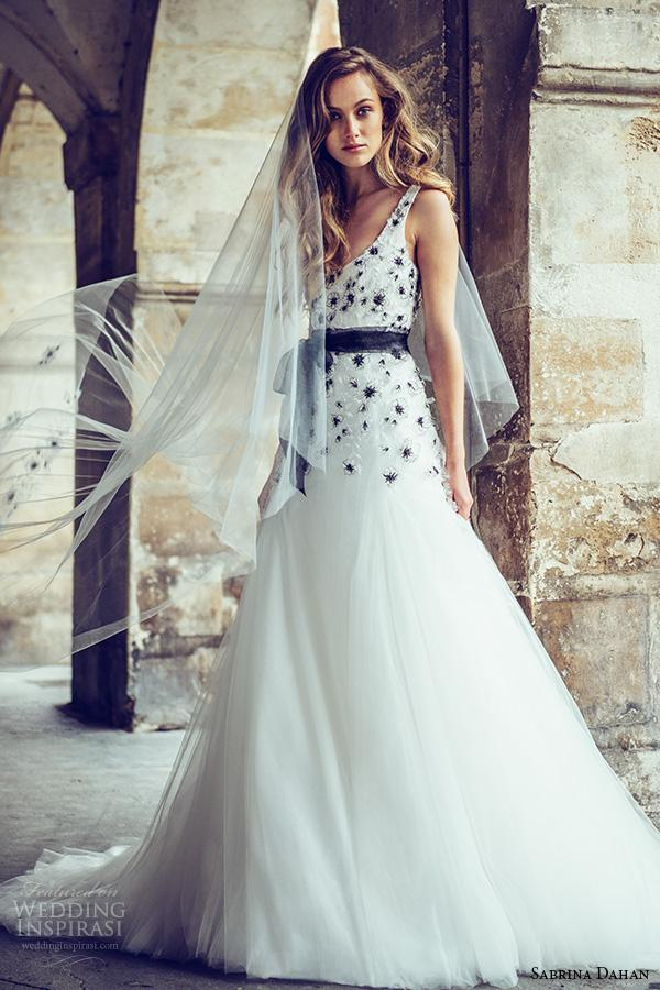 Wedding dress online shopping sabrina dahan 2015 wedding for Shop online wedding dresses
