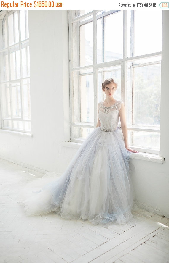 Cyber monday sale 20 tulle wedding gown gardenia 2 for Cyber monday wedding dresses