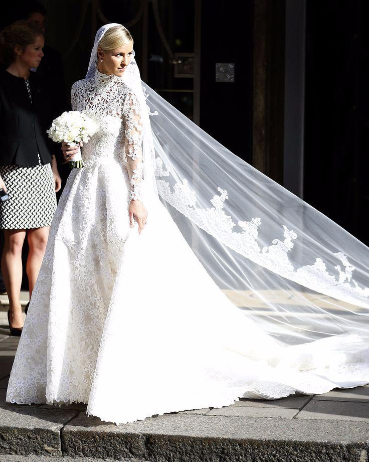 Mariage - 25 Photos That Will Convince You To Go Modest On Your Wedding Day