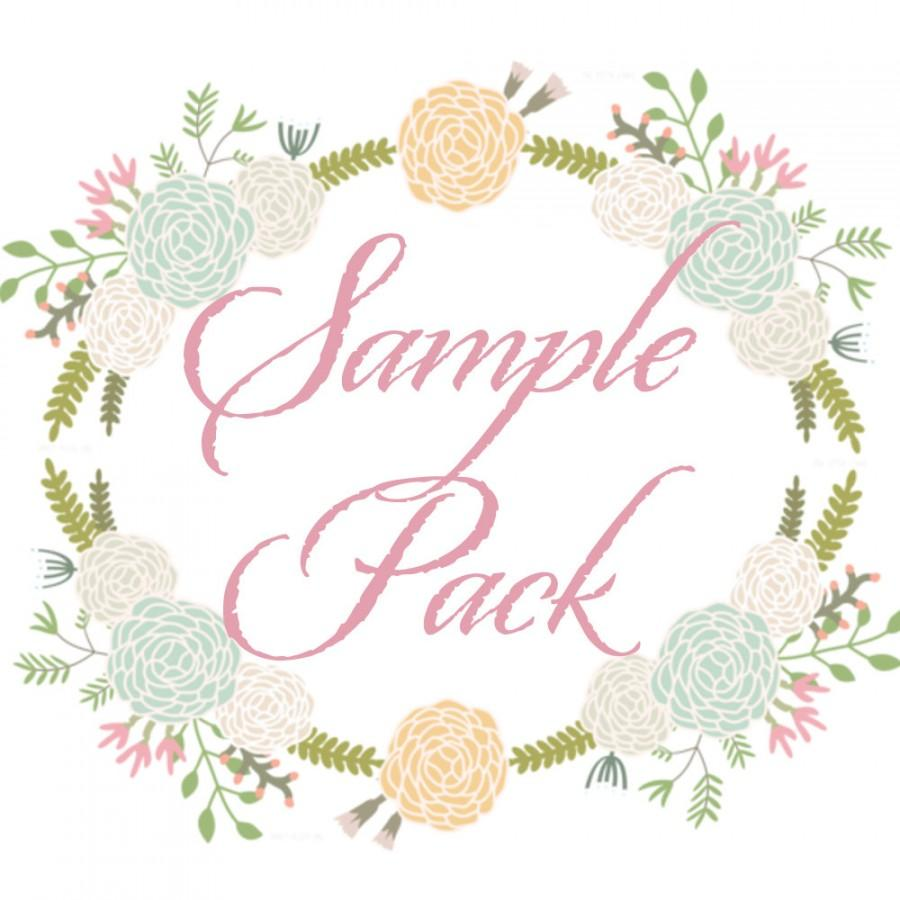 Mariage - SAMPLE PACK Lace Wrapped Wedding Reception Invitations, Wedding Invites, Wedding Invitations, by Lavender Paperie on Etsy