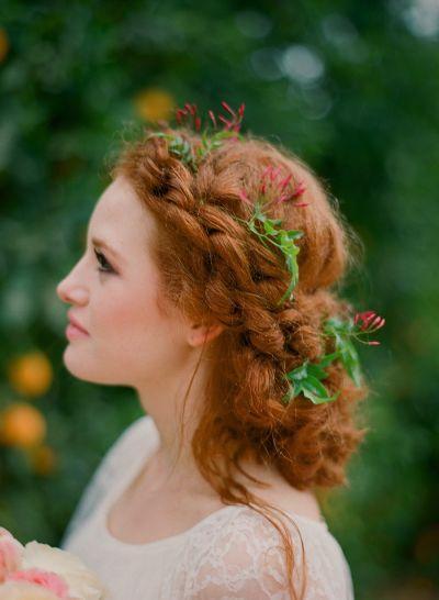Wedding - 50 Shades Of Bridal Braids