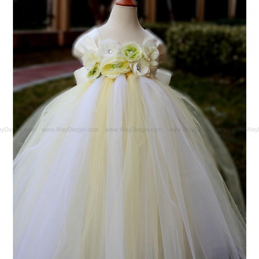 Boda - Flower Girl Dress Rose Pink lace tutu dress baby dress toddler birthday dress wedding dress Newborn