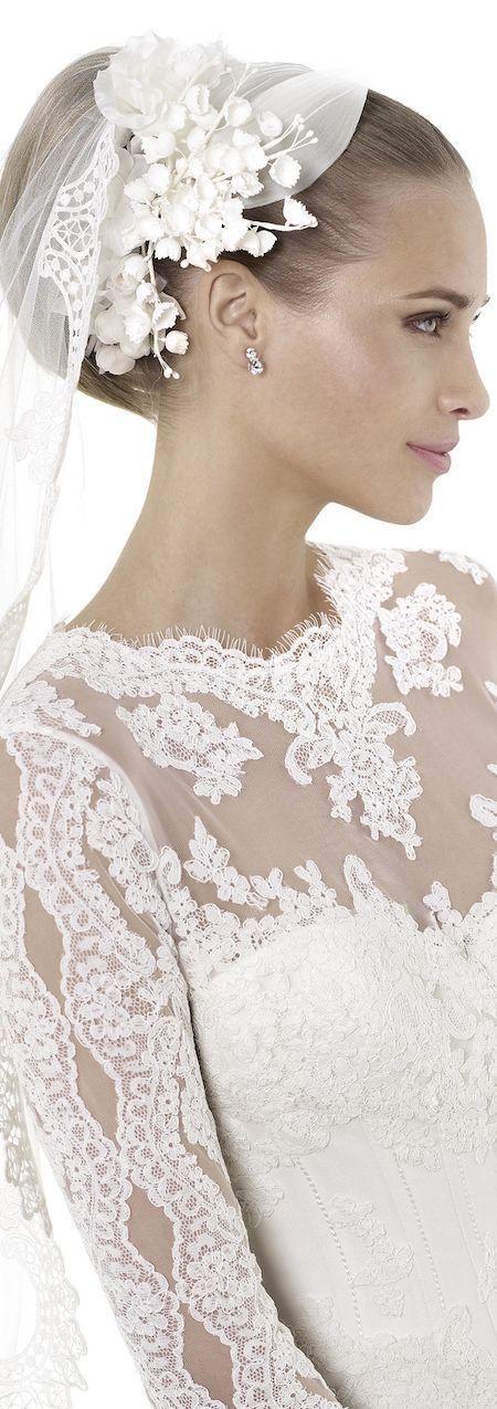 Wedding - PRONOVIAS 2015 Costura BRIDAL