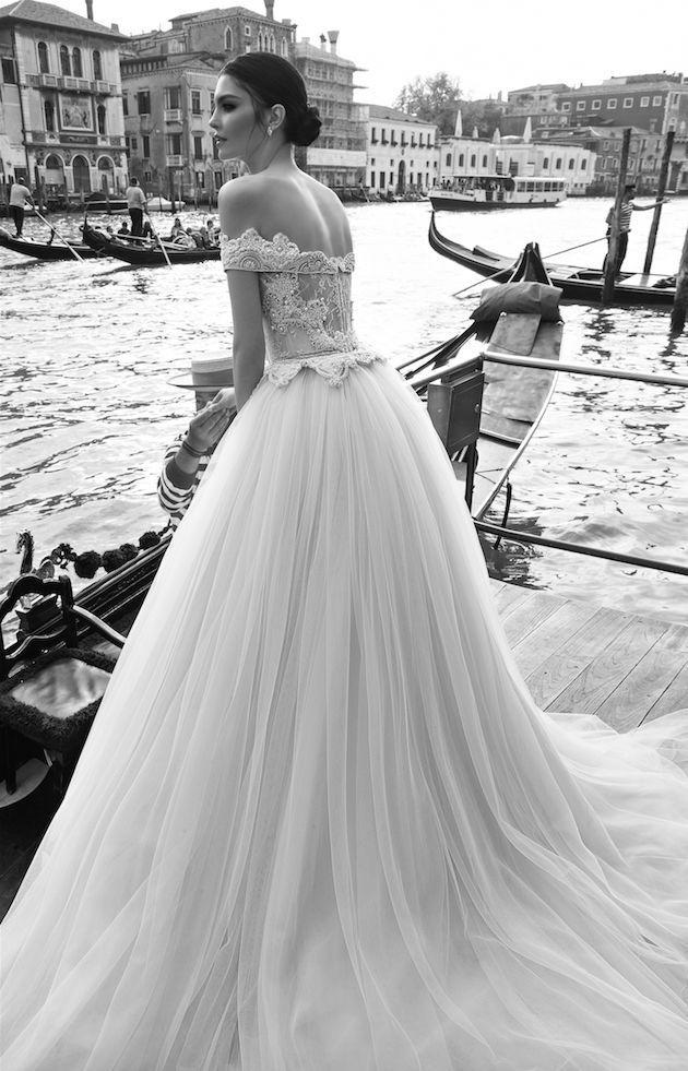 A Venetian Affair: Inbal Dror Wedding Dress Collection 2015 Part 1 ...