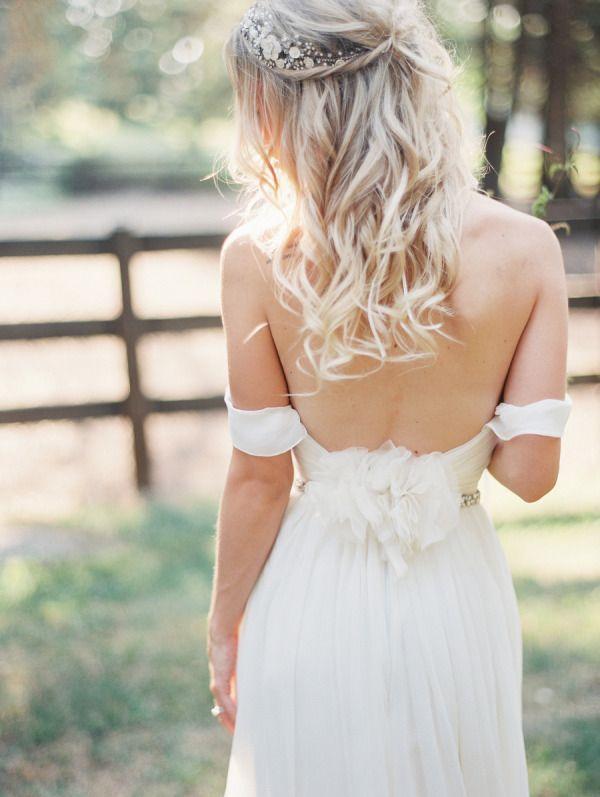 زفاف - Wedding Dress Back Styles We Love
