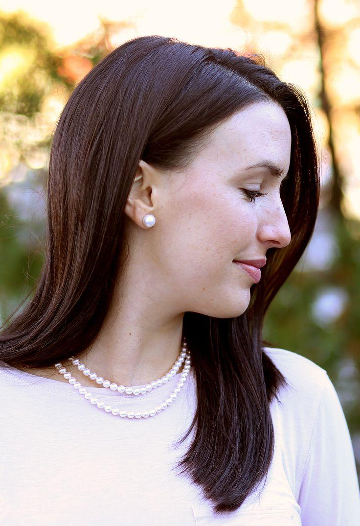 Mariage - Pearls For Every Girl With Long's Jewelers