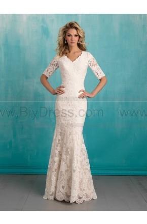 Mariage - Allure Bridals Wedding Dress Style M551