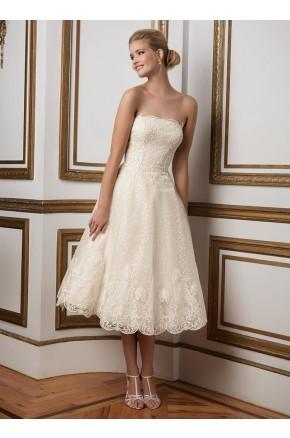 Mariage - Justin Alexander Wedding Dress Style 8810