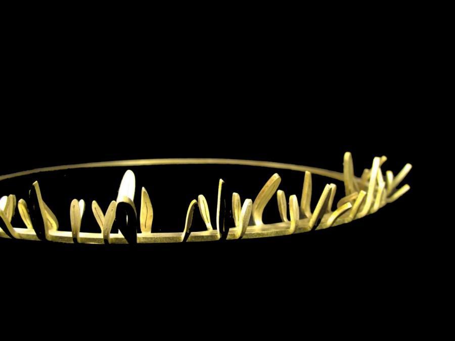 Свадьба - STEFANA & Stefanothiki / Greek Crowns / Orthodox Greek Wedding Crowns / Στεφανα Γαμου / Greek Tiaras / Wedding Tiaras / Olive Leaves Tiara