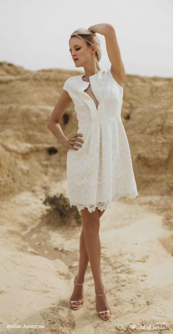 Hochzeit - Atelier Anonyme 2016 Oh Oui Bridal Collection