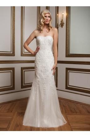 Mariage - Justin Alexander Wedding Dress Style 8826