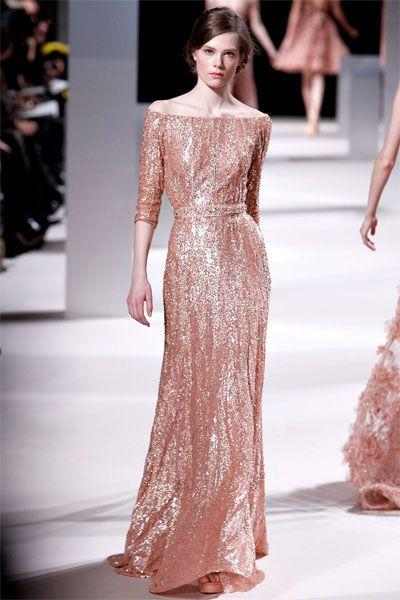 Свадьба - Elie Saab Spring 2011 Couture Fashion Show
