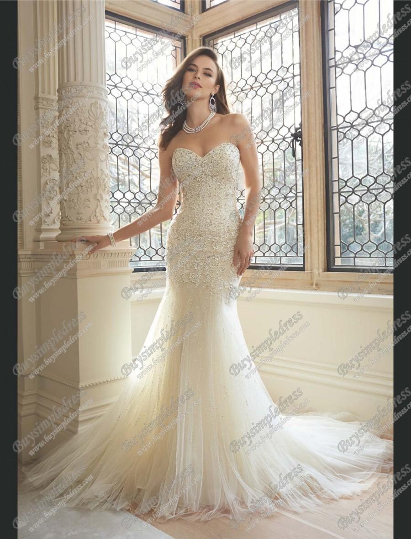 Wedding - Sophia Tolli Style Y11625 - Amira