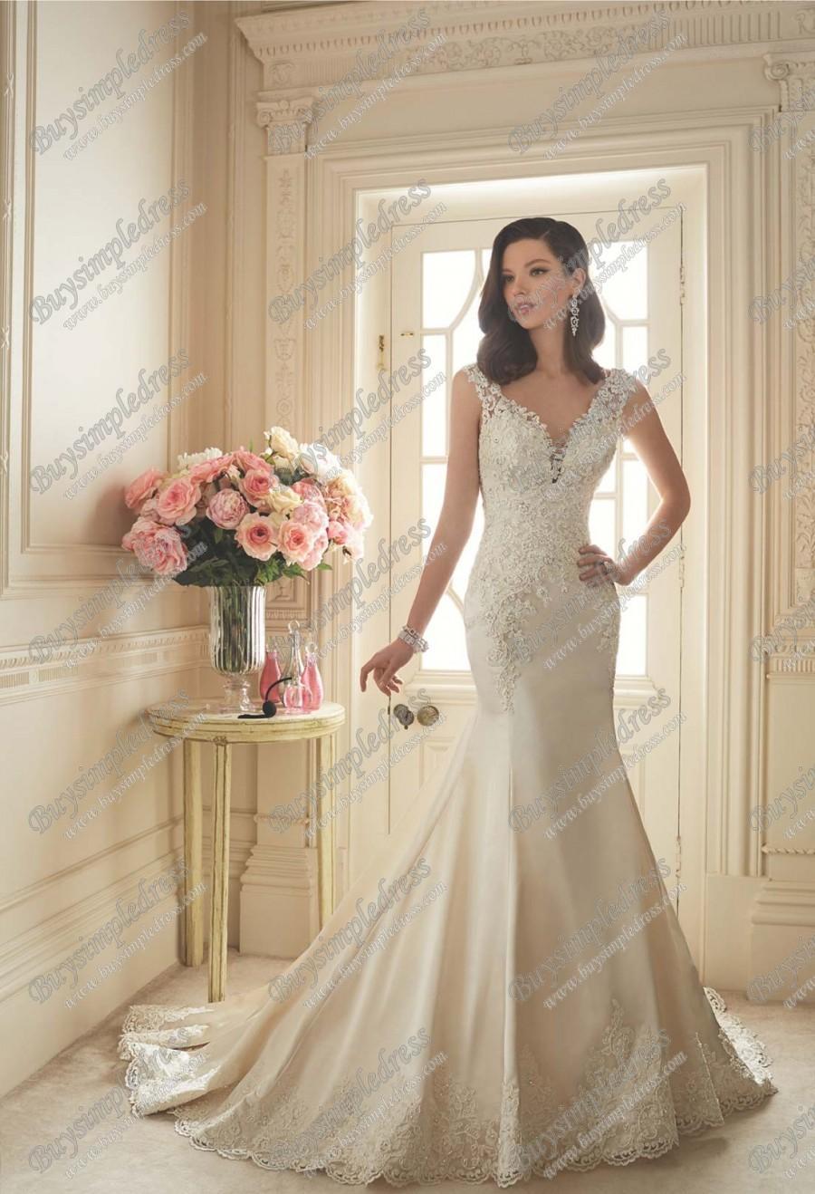 Свадьба - Sophia Tolli Style Y11629 - Rexana