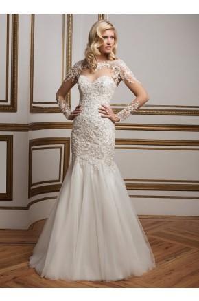 Wedding - Justin Alexander Wedding Dress Style 8844