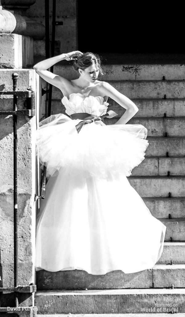 Mariage - David Purves 2016 Bridal Collection