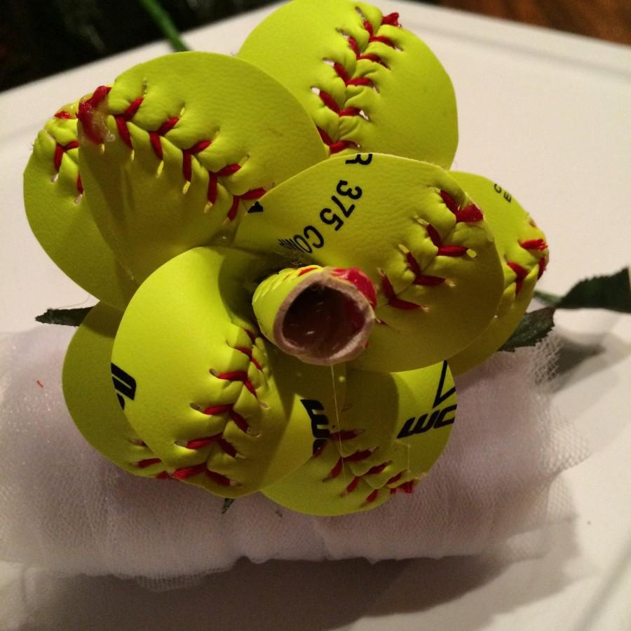 زفاف - New open long stem softball roses