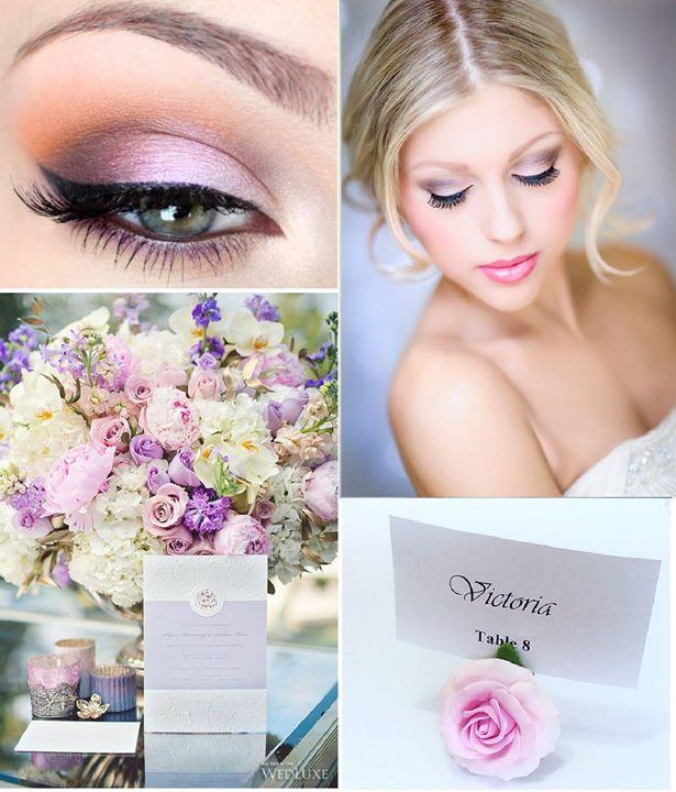 Wedding - LADY LILAC Versatile, it-colour lilac is ...