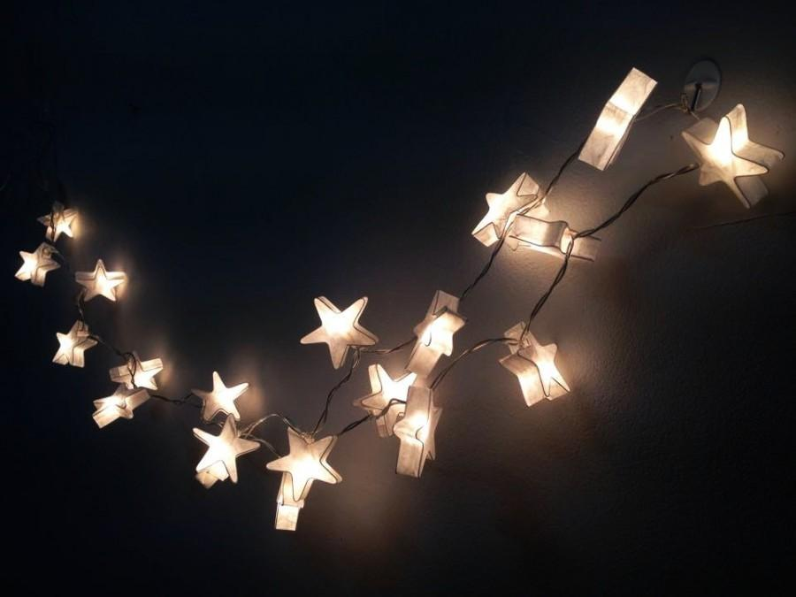 Lucky Star String Lights For Patio,Wedding,Party And Decoration ...