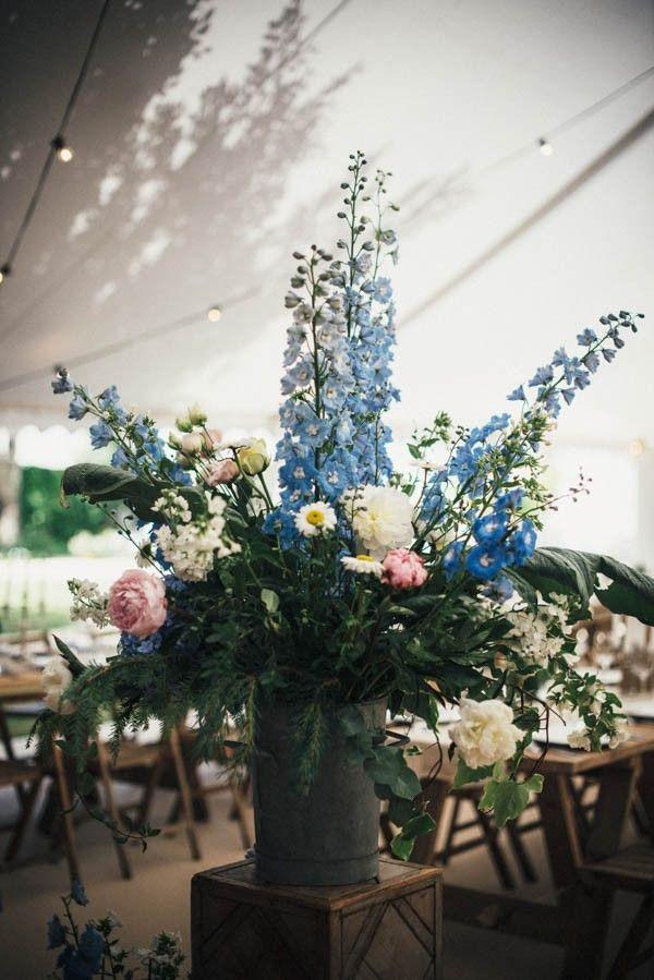 Mariage - Charming Dorset Wedding At Home