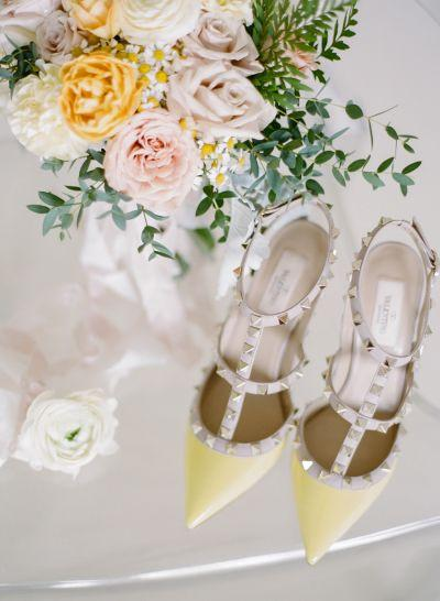 Wedding - 100 Wedding Shoes You'll Never Want To Take Off
