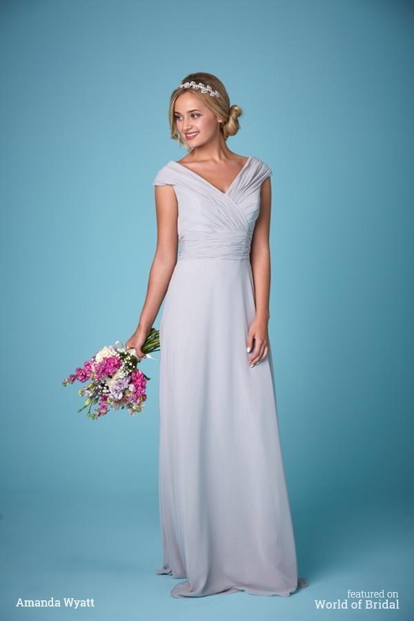 Hochzeit - Amanda Wyatt 2016 Bridesmaid Dresses