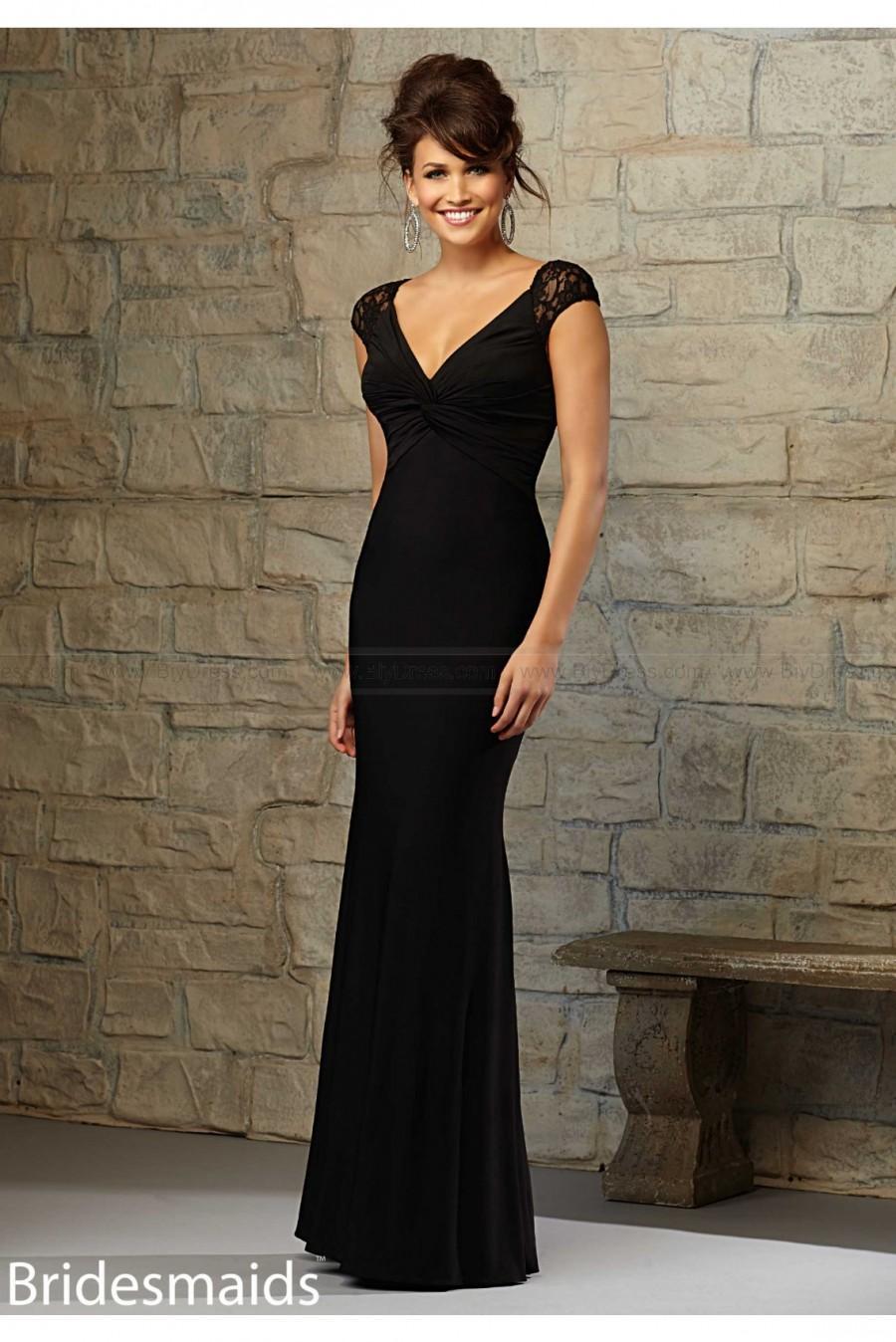Mariage - Mori Lee Bridesmaids Dress Style 717