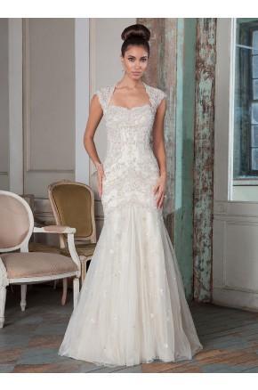 Свадьба - Justin Alexander Wedding Dress Style 9808