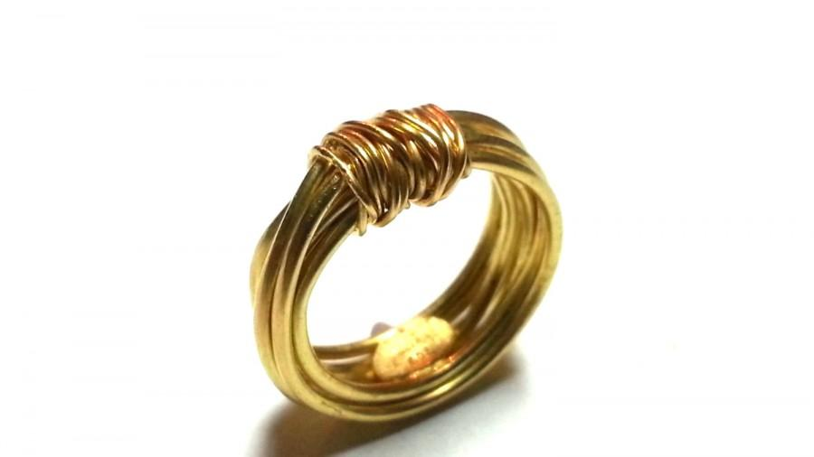 weding ring unique wedding ring wedding band gold staetment friendship fine jewelry designers gold band 18 karat yellow gold solid gold ring