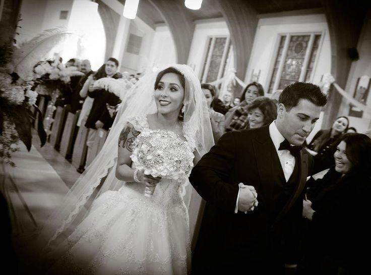 Wedding - Snooki Celebrates Wedding Anniversary With ''Best Friend'' Jionni