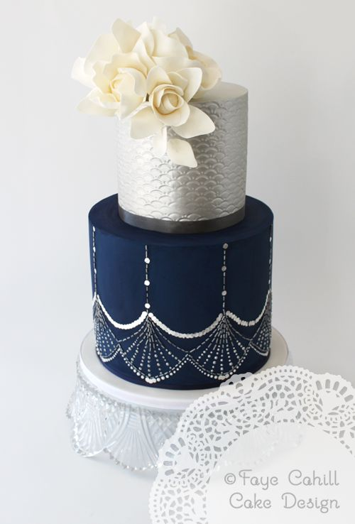 Faye Cahill Wedding Cakes
