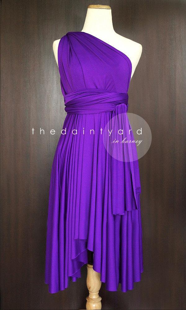 540b9a0cd77 Barney Bridesmaid Dress Convertible Dress Infinity Dress Multiway Dress  Wrap Dress Prom Dress Twist Dress Cocktail Dress Evening Dress