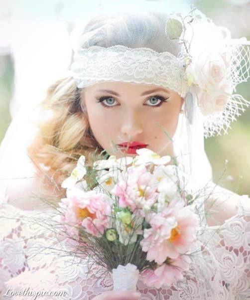 Mariage - Pretty Wedding Headband