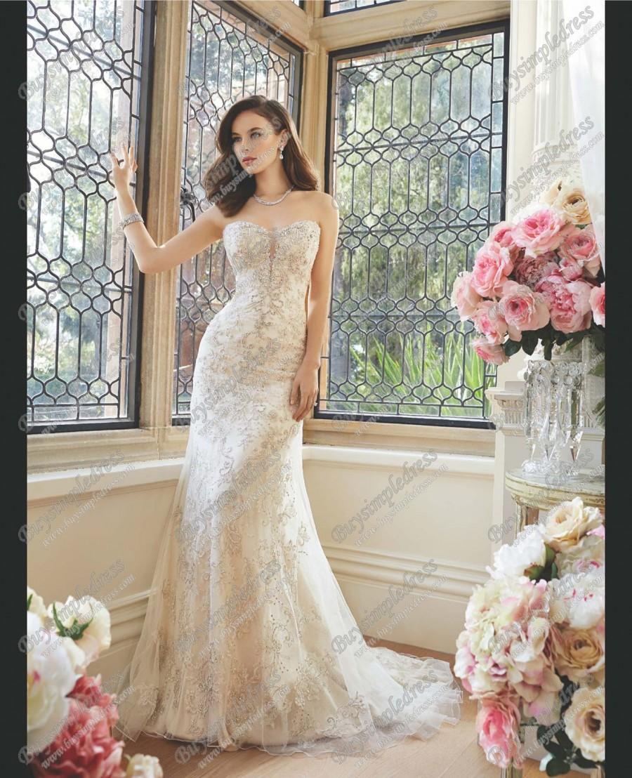 Hochzeit - Sophia Tolli Style Y11639 - Kyla