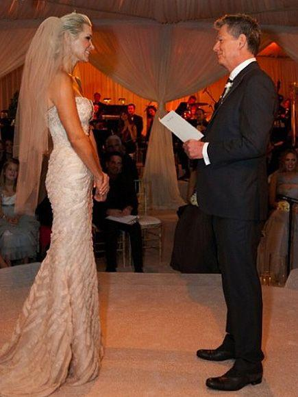 Boda - Yolanda & David Foster: A Look Back At Their Very Public Ups And Downs