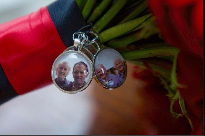 """Свадьба - 1"""" Round Custom Photo Charms, Wedding charms"""