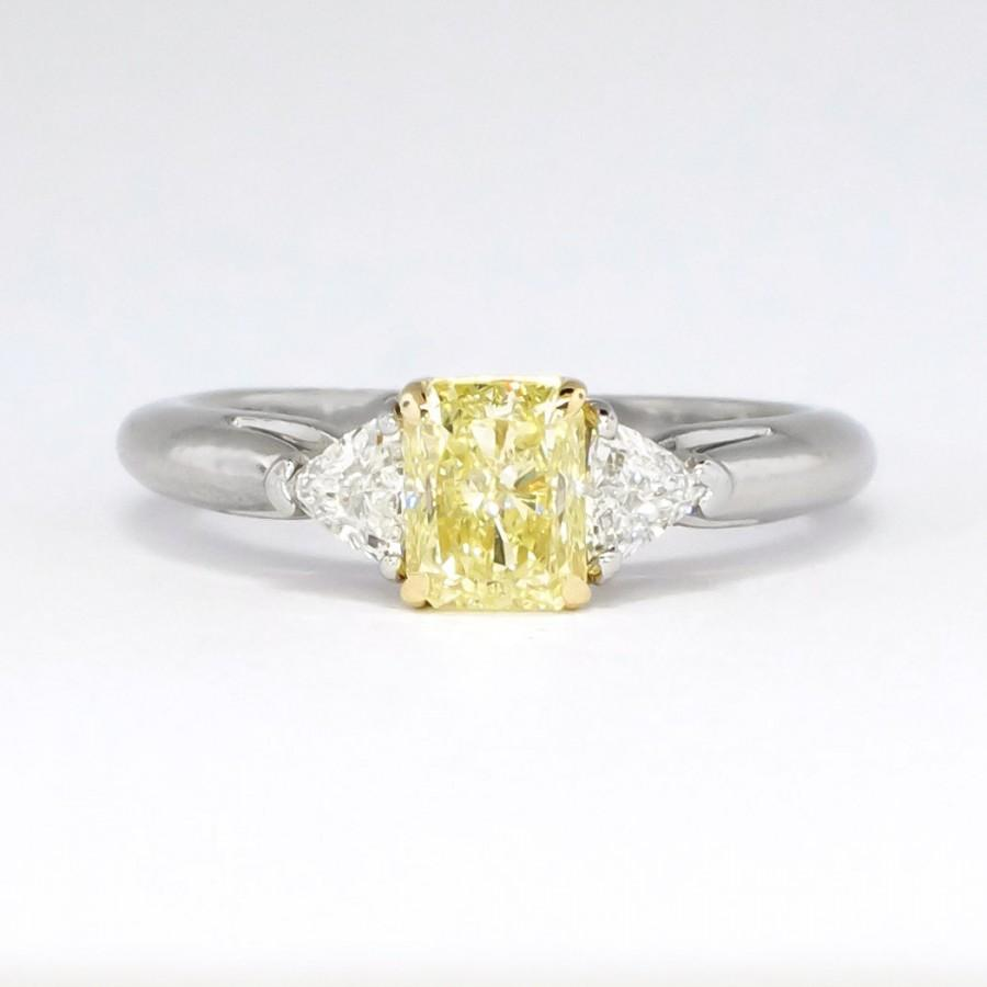 wedding vintage ti diamond jewelry band estate view product yellow