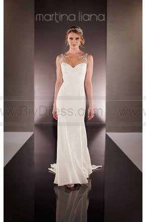 Wedding - Martina Liana Wedding Dress Style 734